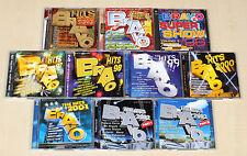 20 CD raccolta BRAVO Hits 94-2001 2002 Linkin Park Eminem medici Miley Cyrus Enya
