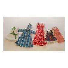 5 Pc Vintage Doll Clothes Lot