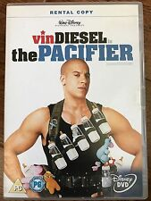 Vin Diesel THE PACIFIER ~ 2005 Walt Disney Family Comedy UK DVD