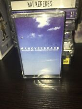 SEALED Man Overboard Before we Met... Cassette HTF and SUPER RARE 20 made