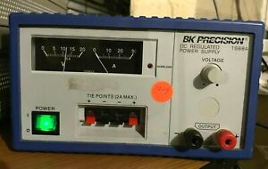 BK Precision DC Regulated Power Supply Model#: 1688 with 0 to 20V & 0 to 30A