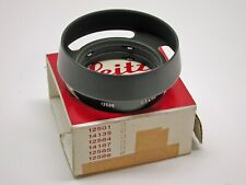 LEICA LEITZ 12586 LENS SHADE HOOD FOR 50MM F1.4 SUMMILUX M LENS..NIB..NOS..RARE