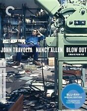 Blow out Criterion Collection (region a Blu-ray Good) 715515080019