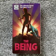 The Being VHS