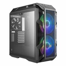 Cooler Master MasterCase H500M ATX Computer Case Front Mesh or Glass Option 4...