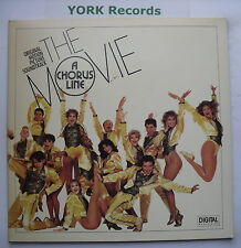 A CHORUS LINE - Original Film Soundtrack - Excellent Con LP Record Casablanca