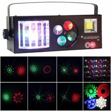 60W Laser Strobe Gobo Magic Ball 4in1 RGBW LED Stage Light Party Wedding Disco