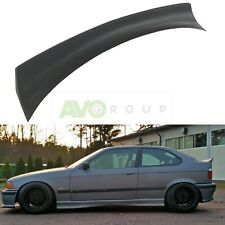 Wing / JDM Rear Trunk Spoiler for BMW 3 E36 93-00 Compact