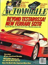 Automobile Magazine - Vol.6 #11 -Feb-1992 - Ferrari 512Tr