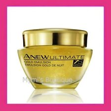 Emulsion Gold of Night Anti-aging Anew Ultimate 7S Avon - Wrinkle from 50 Years