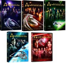 NEW - Andromeda Complete Series 1-5