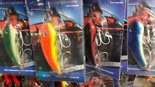 SEAWAVER NORDIC BALZER  4x 170g alle 4 Farben NEU / OVP ANGELN NORWEGEN PILKER
