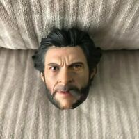 ELEVEN 1/6 Wolverine Head Sculpt LOGAN For Hot Toys Phicen Muscular IN STOCK AU