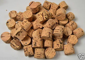 WOODEN CORK bung STRAIGHT QTY 500. cask beer real ale brewing home brewery pub
