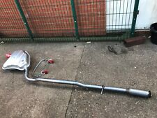 R50 R52 Mini One Cooper NEW Exhaust Back Box - Supplied & Fitted