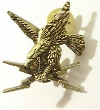 Brevet TRANSMISSIONS / GUERRE ELECTRONIQUE * French Air Force - Échelon Bronze