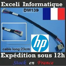 HP ProBook 4710s bloc d'alimentation prise secteur courant wire DC Jack power