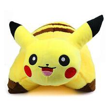 "17"" Pokemon Pikachu Pillow Kid Pet Cushion Pocket Monster Plush Toy Stuffed Doll"