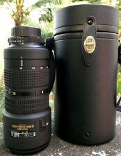 Nikon Zoom-NIKKOR AF 80-200mm f/2.8D AF ED Telephoto Zoom Lens