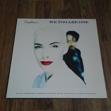 EURYTHMICS - WE TOO ARE ONE LP 1989 RCA EX+