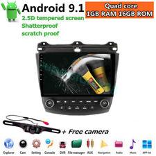 Android 9.1 For Honda Accord 7 2007 + Camera Car Radio Gps Navigation Dvd Player