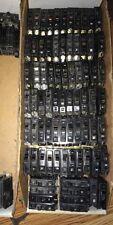 90 Square D Qob120 Qob circuit breaker 1 pole 20 amp 120/240V bolt on
