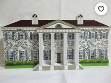 Shelia's Collectible Houses - Twelve Oaks From Gone With The Wind