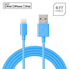 Lightning Connector Data Charger 6 Ft Cable ForApple iPod touch 5th generation