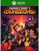 Minecraft Dungeons - Xbox One CD KEY - Fast Delivery - US