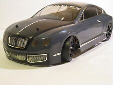 Bentley Continental GT corpo 200mm kamtec 1:10 LEXAN 176