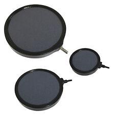 More details for ceramic air stone bubble ring disc pond aquarium diffuser - 3 sizes available