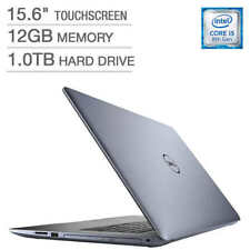 Brand New Dell Inspiron 15 i5570-5791BLU-PUS TouchScreen Laptop -- Intel i5/12G