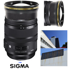 82MM 2X HD ZOOM EXTENDER FOR Sigma 24-70mm f/2.8 DG OS HSM Art Lens for Canon EF