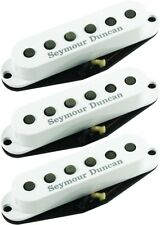 Seymour Duncan SSL-1 Vintage Staggered Alnico 5 Calibrated 3 Pickup Strat Set