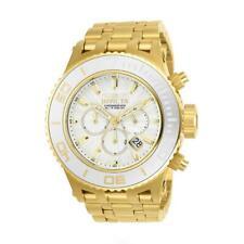 Invicta Subaqua 23938 Men's Round Chronograph Date Gold Tone Analog Watch