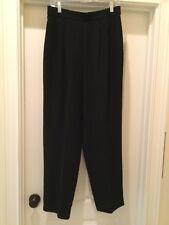 Ladies Black Dress Pants. Size 14.