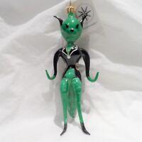 "Radko 1994 ""PARTY HOPPER"" ~Vintage~ ULTRA RARE Grasshopper in a Tuxedo NEW w/Tag"