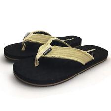 Men's Flip Flops Summer Sport Slippers Men's Sandals Beach Pool Thongs EU 41-46