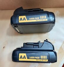 Dewalt Part No.N453836 The AA BATTERY CASE KIT (a pack of 2)