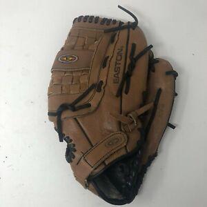 "Easton EKX14 Softball Baseball Glove 14"" Pattern All Leather Glove Flex Action"