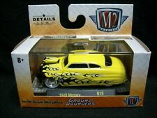 M2 Machines Ground Pounders 1949 Mercury Limited Edition.