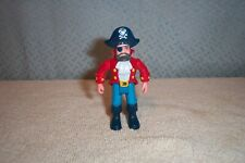 """LITTLE TIKES""  PIRATE 4"" jointed figure"
