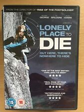 Melissa George LONELY PLACE TO DIE ~ 2011 British Mountain Crime Thriller UK DVD
