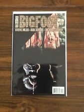 Bigfoot #4 VF/NM (Richard Corben & Rob Zombie).