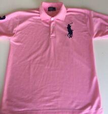 Ralph Lauren Mens XL Polo Shirt Pink