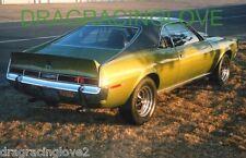 1970 AMC Javeline SST Classic American Car 8x10 GLOSSY PHOTO!