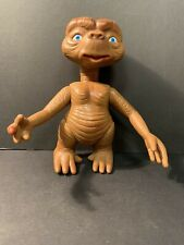 Vintage E.T. THE EXTRA TERRESTRIAL ACTION FIGURE BOOTLEG 80s Knock Off Sun Gold