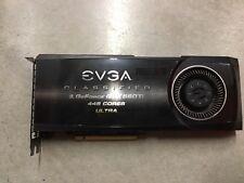 EVGA GeForce GTX 560 Ti 448 Cores Classified Ultra