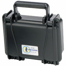 Seahorse rugged waterproof carry case 120SE with pluck and pull foam
