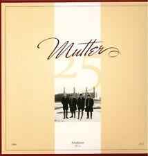 MUTTER _ 25 Jubilee 2LP LIM EDIT 500 stk MAUERSTADTMUSIK 2011 NEW